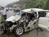 11 người chết vì tai nạn giao thông trong ngày đầu tiên của năm mới 2021