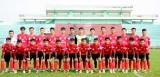 U19 Long An chốt quân số tham dự giải U19 Quốc gia
