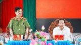 Thứ trưởng Nguyễn Văn Sơn chỉ đạo công tác phòng, chống dịch Covid-19 tại tuyến biên giới Tây Nam