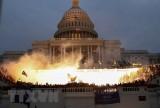 Mỹ: Một cảnh sát thiệt mạng trong vụ bạo loạn tại trụ sở Quốc hội