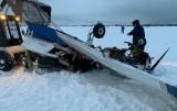Nga: Tai nạn máy bay ở tỉnh Leningrad khiến 3 người thiệt mạng