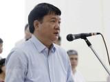 Ngày 22/1, bị cáo Đinh La Thăng, Trịnh Xuân Thanh ra hầu tòa