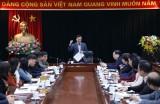 Khai trương Trung tâm Báo chí phục vụ Đại hội XIII vào ngày 22/1