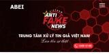 Việt Nam khai trương trung tâm xử lý tin giả