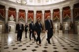 Hạ viện Mỹ thông qua điều khoản luận tội Tổng thống Donald Trump