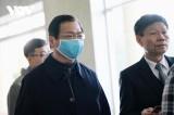 Mở lại phiên xử ông Vũ Huy Hoàng: Cựu Bộ trưởng khai nhiều bệnh, xin được ngồi
