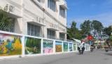 Tăng thêm thu nhập từ nghề vẽ tranh tường