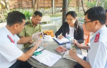 Cơ sở sản xuất kinh doanh Việt Lạp: Thực hiện đúng, đủ các điều kiện an toàn thực phẩm