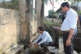 Phòng, chống hạn mặn mùa khô 2020 - 2021