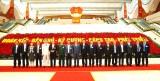 Đoàn Long An thảo luận công tác nhân sự Đại hội Đảng lần thứ XIII