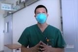 Ca Covid-19 là nhân viên cảng vụ Vân Đồn suy hô hấp, viêm phổi nặng
