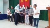 Lãnh đạo tỉnh Long An tặng quà tết tại huyện Thạnh Hoá, huyện Châu Thành