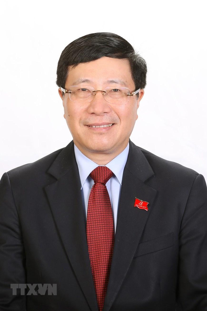 Đồng chí Phạm Bình Minh, Phó Thủ tướng, Bộ trưởng Bộ Ngoại giao. (Ảnh: TTXVN)