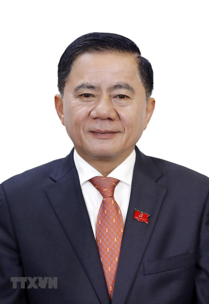 Đồng chí Trần Cẩm Tú, Chủ nhiệm Uỷ ban Kiểm tra Trung ương. (Ảnh: TTXVN)