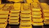 Giá vàng thế giới giảm mạnh, vàng trong nước vẫn đắt hơn 5,18 triệu đồng/lượng