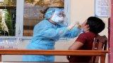 F1 BN 1695 có người thân tiếp xúc với 1 người tại Cần Đước âm tính với SARS-CoV-2