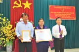 Trao bằng Tổ quốc ghi công cho liệt sĩ Nguyễn Văn Chồn