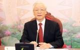 Tổng Bí thư, Chủ tịch nước Nguyễn Phú Trọng điện đàm với ông Tập Cận Bình