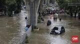 5 người thiệt mạng trong trận lụt nghiêm trọng ở Jakarta