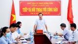 Chủ tịch UBND tỉnh Long An đối thoại với doanh nghiệp Yujin Kreves