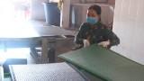 Hợp tác xã thương mại và sản xuất bánh tráng Hương Vàm Cỏ: Hoạt động hiệu quả