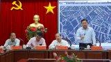 Phó Chủ tịch UBND tỉnh Long An làm việc với UBND huyện Mộc Hóa