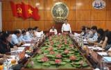 Ban Dân vận Trung ương làm việc với Long An về hoạt động của các tổ chức hội
