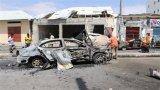 Đánh bom xe khiến hàng chục người thương vong ở Somalia