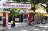 BVĐK Khu vực Đồng Tháp Mười là đơn vị đầu tiên tại Long An tổ chức tiêm vắc-xin Covid-19