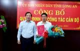 Ông Trần Thiện Trúc giữ chức Phó Giám đốc Sở Giao thông Vận tải