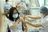 Việt Nam đã tiêm vaccine phòng COVID-19 cho hơn 15.800 người