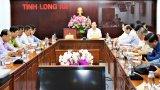 Chính phủ họp trực tuyến về phòng, chống dịch bệnh Covid-19