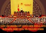 Dấu ấn nhiệm kỳ Quốc hội khoá XIV: Đổi mới, hiệu quả và thành công