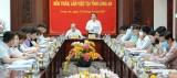 Đoàn công tác của Bộ Y tế đến thăm và làm việc tại Long An