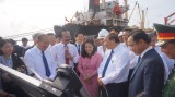Thủ tướng Chính phủ dự lễ khánh thành Khu công nghiệp cầu cảng Phước Đông