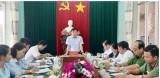 Phó Bí thư Thường trực Tỉnh ủy Long An làm việc với huyện Tân Thạnh