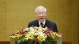 """Tổng Bí thư-Chủ tịch nước Nguyễn Phú Trọng: Thực hiện nghiêm túc quan điểm """"dân là gốc"""""""