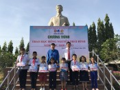 Nguyen Thai Binh Scholarship Fund launched