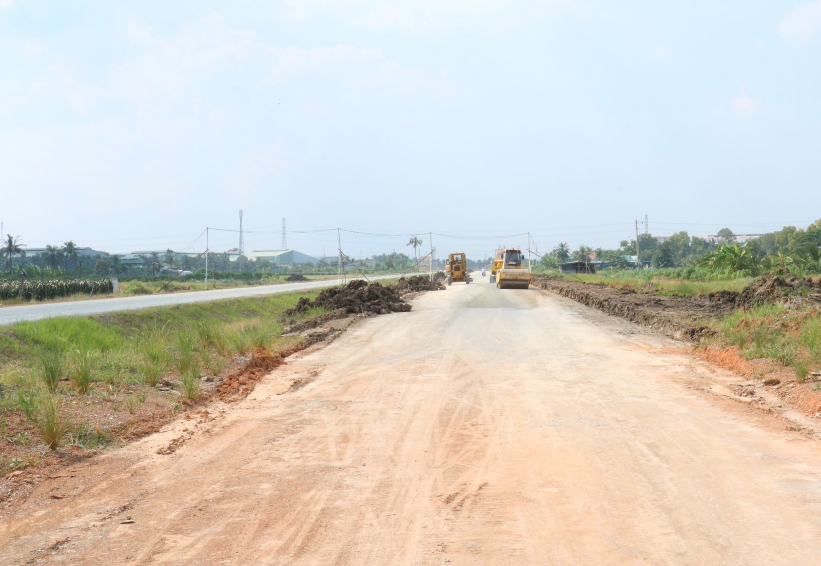Land inventory helps to facilitate the implementation of project and works
