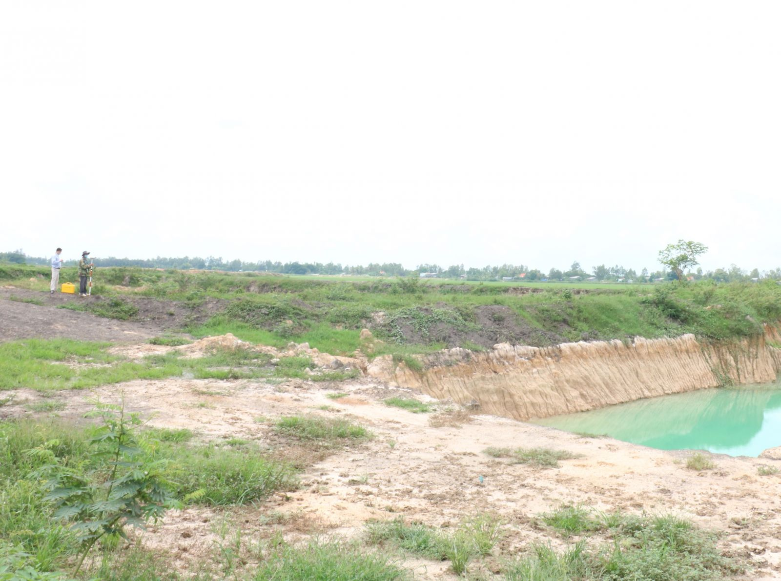 Land inventory work in the province is done well, ensured to meet the set requirements