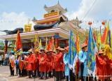 Lễ hội Nghinh Ông Sông Đốc trở thành Di sản văn hóa cấp quốc gia