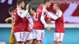 Kết quả vòng loại World Cup 2022 khu vực châu Âu (29/3): Tuyệt vời Đan Mạch, Italy