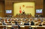 Quốc hội tiến hành quy trình miễn nhiệm Chủ tịch Quốc hội