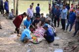 Tân Hưng xảy ra vụ nổ làm 1 người chết và 2 người bị bỏng nặng