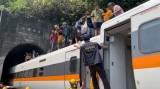 Quan chức Đài Loan (Trung Quốc) nhận trách nhiệm sau vụ tai nạn đường sắt