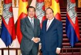 Thủ tướng Hun Sen gửi thư chúc mừng Chủ tịch nước Nguyễn Xuân Phúc