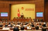 Trình miễn nhiệm Phó Chủ tịch nước và một số Ủy viên UBTVQH