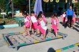 Trường mẫu giáo Long Định: Thầy, trò cùng học và làm theo Bác