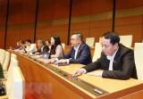 Thực hiện quy trình bầu Phó Chủ tịch nước, Ủy viên Ủy ban Thường vụ QH