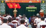 Khai giảng lớp Bồi dưỡng lãnh đạo, quản lý cấp phòng và tương đương khoá 7